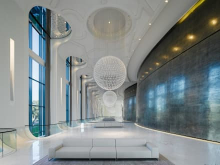 Palacios de congresos de estilo  de Baierl & Demmelhuber Innenausbau GmbH