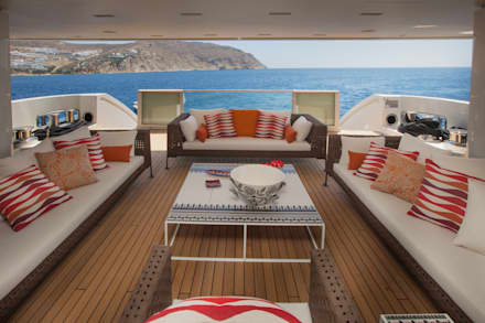 M/Y Saramour : Yacht & Jet in stile in stile Mediterraneo di CRN SPA - YACHT YOUR WAY-