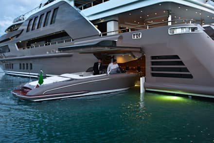 Kapal Pesiar & Jet by CRN SPA - YACHT YOUR WAY-