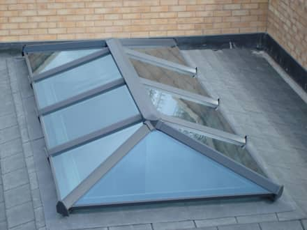 Roofing projects: classic Conservatory by Ploughcroft