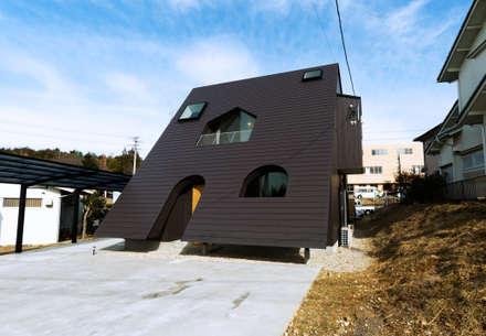 株式会社間宮晨一千デザインスタジオ의  주택