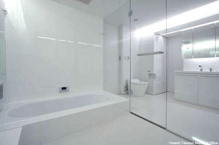 tah: 鷹取久アーキテクトオフィスが手掛けた浴室です。