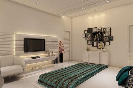 bedroom furniture modern design. Master Bedroom: Modern Bedroom By K Mewada Interior Designer Furniture Design
