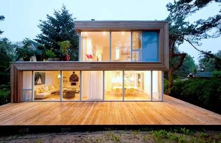 Elegant JacobsHaus: Moderne Häuser Von Cubus Projekt GmbH