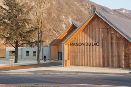 Museums by FABRIQUES ARCHITECTURES PAYSAGES