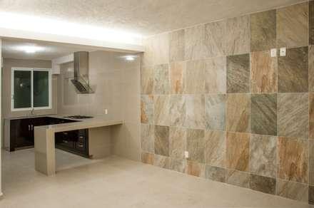 Paredes y pisos minimalistas ideas homify for Pisos estilo minimalista