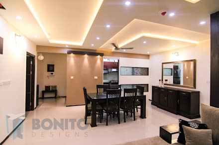 Asian Dining Room By Homify