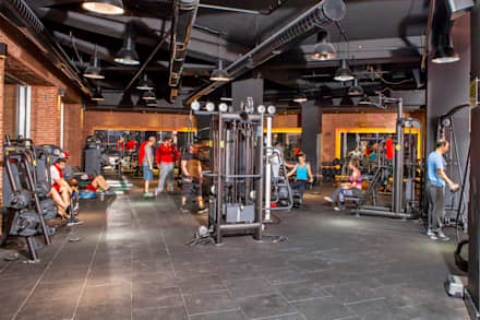 home gym ideas design  inspiration  homify