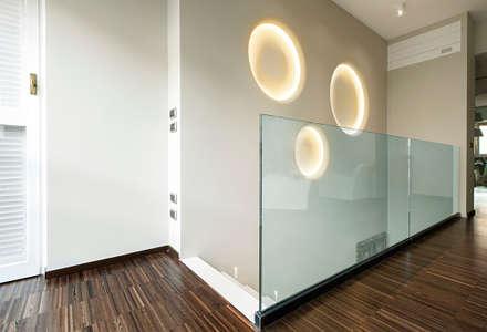 Gimnasios domésticos de estilo  por studiodonizelli