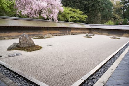 Ryoanji 2: Jardins asiáticos por M. Y.