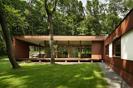 外観~029那須Hさんの家: atelier137 ARCHITECTURAL DESIGN OFFICEが手掛けた家です。