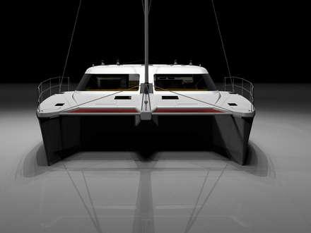 Tarifa 40: Yates y jets de estilo moderno de Liquen
