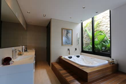 حمام تنفيذ Studio Zaav