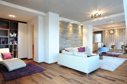 Ideen U0026 Inspiration Für Moderne Wohnzimmer | Homify