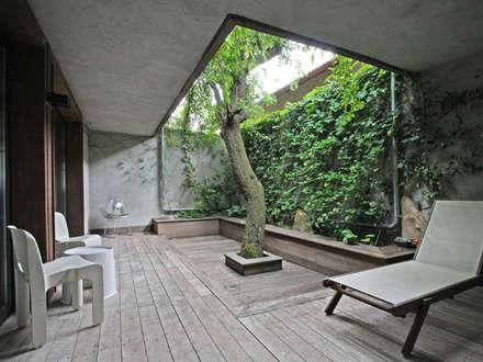 Terrace by BuroBonus