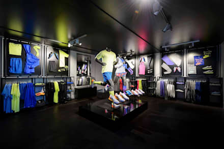 Pop-Up for NIKE:  Hospitals by studio deFORM