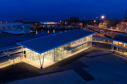 Flughäfen von Studio Vicini Architetti