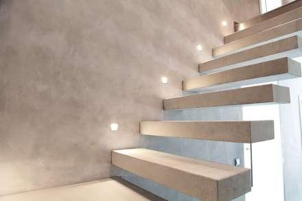 Villa St.Wendel:  Flur & Diele von Bolz Planungen für Licht und Raum