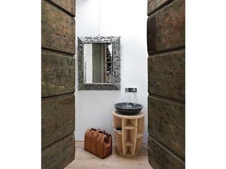 Maison bamboo: Spa in stile in stile Eclettico di Studio Maggiore Architettura