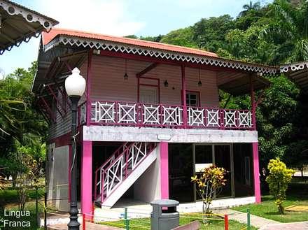 Casa Antillas en el Caribe: tropische Häuser von Pio Brown