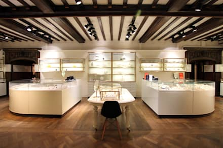 Liberty - Jewellery Emporium:  Shopping Centres by Tendeter