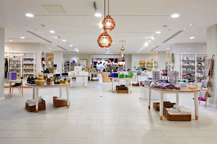 Heal's Flagship Store - Spa Department:  Shopping Centres by Tendeter