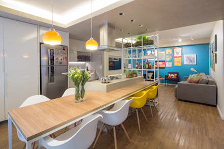 مطبخ تنفيذ Semerene - Arquitetura Interior