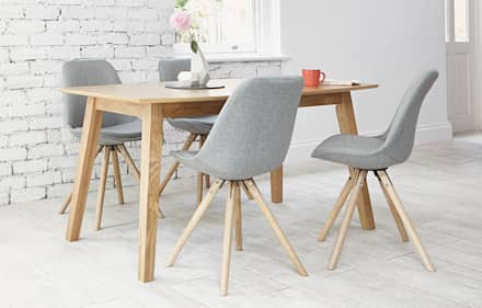 Orson: scandinavian Dining room by Out & Out Original
