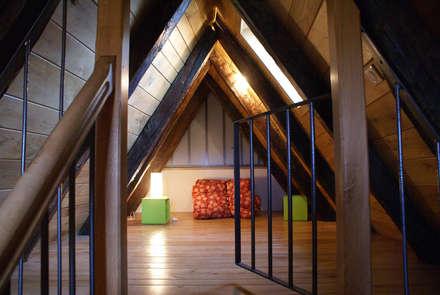 Rénovation: Chambre de style de style Rustique par HippK