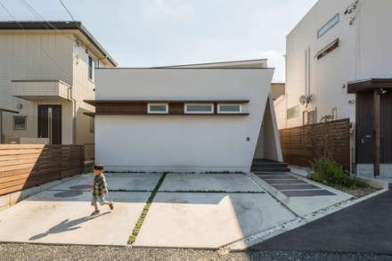 محلات تجارية تنفيذ H建築スタジオ