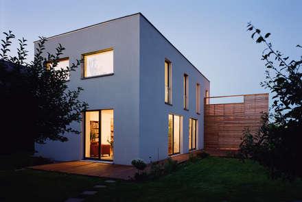 Passiefhuis door Abendroth Architekten