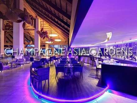 5* Hotel Barceló ASIA GARDENS, Benidorm, Spanien:  Flur & Diele von Casa Bruno - the way to feel good
