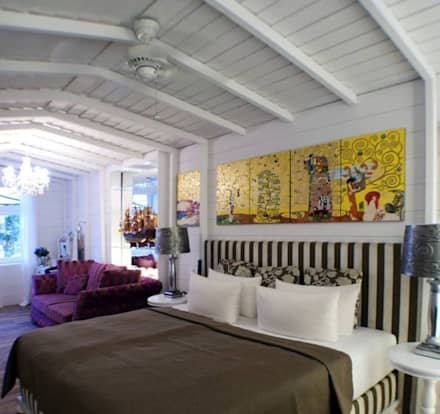 ausgefallene schlafzimmer einrichtungsideen und bilder homify. Black Bedroom Furniture Sets. Home Design Ideas