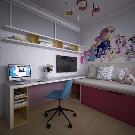 classic Nursery/kid's room by Максим Любецкий