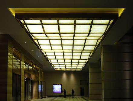 Back Lit Faux Alabaster:  Hotels by ShellShock Designs
