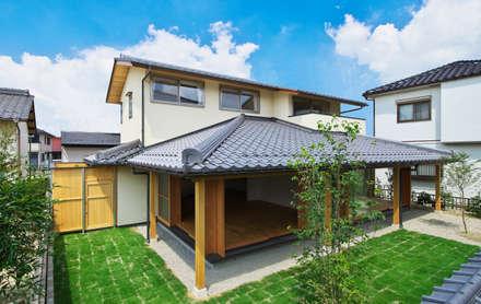 岩倉の家: goto hisayoshi design officeが手掛けた家です。