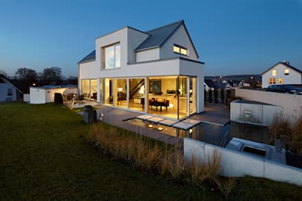 Awesome Satteldach Moderne Huser Von Vlse Architekten Bda With Haus Mit Satteldach  Moderne Architektur.