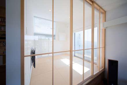 غرفة الميديا تنفيذ キリコ設計事務所