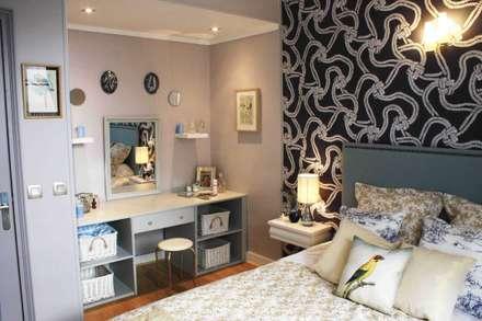 ห้องนอน by NUTS & Architects