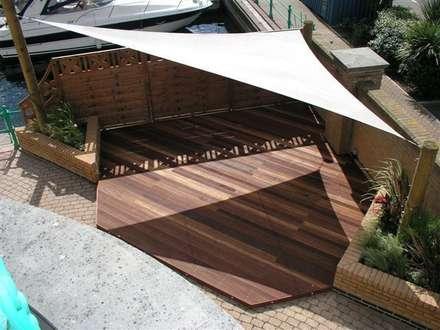 Various Shade Ideas:  Terrace by Kemp Sails LTD