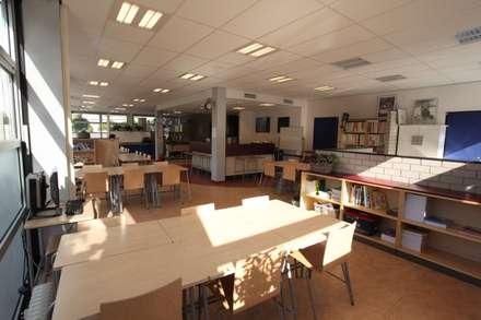Schools by Architectenbureau Van Hunnik, Lambrechts en Overduin