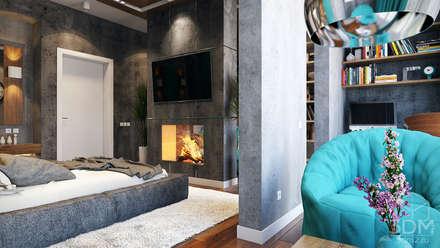 Terrace by студия визуализации и дизайна интерьера '3dm2'