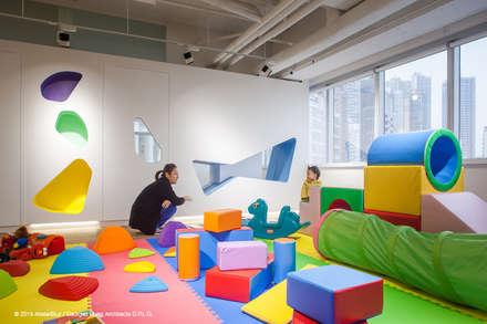 Babysteps Playgroup, HK:  Schools by atelier blur / georges hung architecte d.p.l.g.