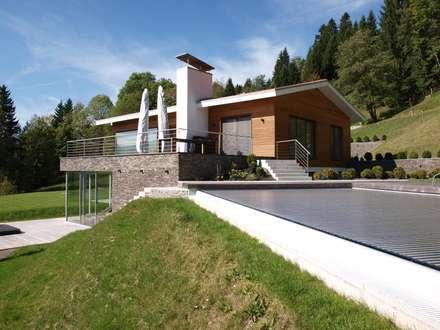 Biệt thự by Firmhofer + Günther Architekten