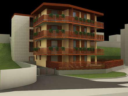 progetti residenziali: Cliniche in stile  di Paramatti&Associati srl