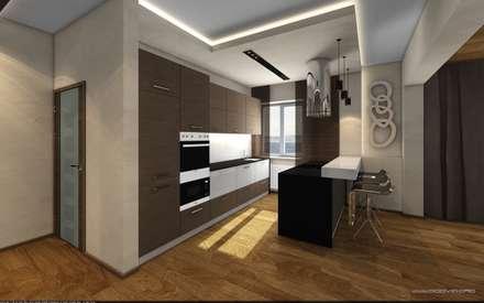 Sweet home: Кухни в . Автор – VIO design