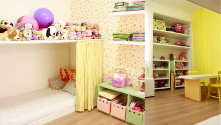 Dormitorios infantiles de estilo clásico por Mutabile