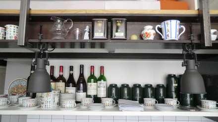Cucina in stile industriale idee ispirazioni homify - Silvana in cucina ...