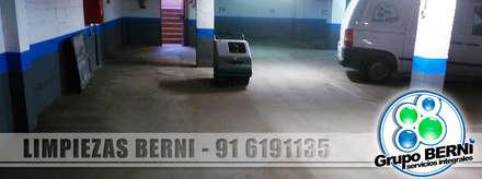 Limpiezas Berni - Servicios integrales: Hospitales de estilo  de Limpiezas Berni