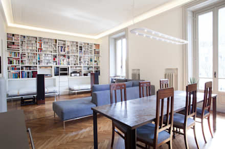 Arredare Sala Da Pranzo Classica. Cheap Sala Da Pranzo Progettata Ed ...
